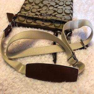 Coach Bags - Coach over the shoulder purse